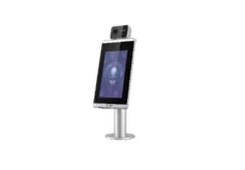 Sistem cu bariere din sticla control acces cu detectie Febra HIKVISION DS-K5671-3XF/ZU