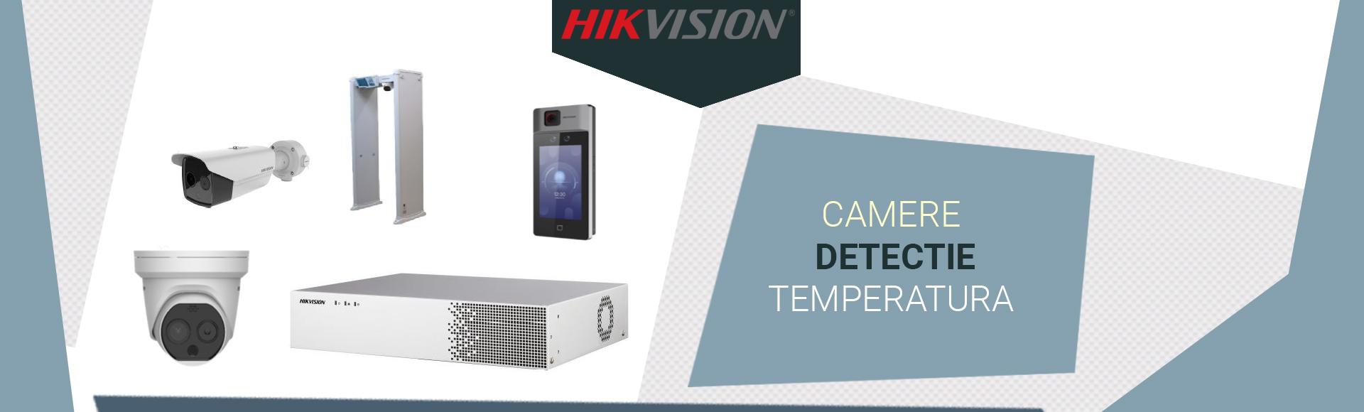 Camera detectie temperatura